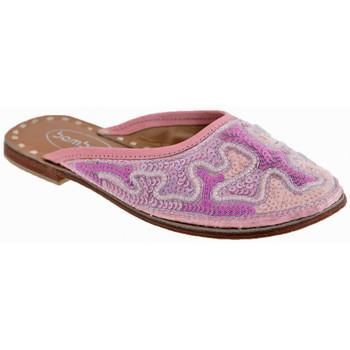Zapatos Niños Zuecos (Clogs) Bamboo  Rosa