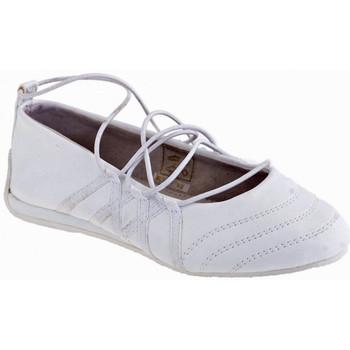 Zapatos Niños Bailarinas-manoletinas Bamboo  Blanco