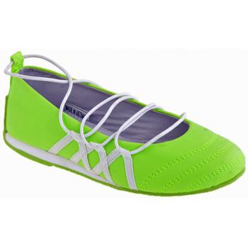 Zapatos Niños Bailarinas-manoletinas Bamboo  Verde