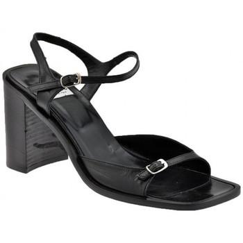 Zapatos Mujer Sandalias Now  Negro