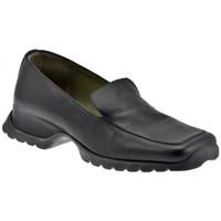 Zapatos Mujer Mocasín Now  Negro