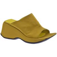 Zapatos Mujer Zuecos (Clogs) Now  Marrón