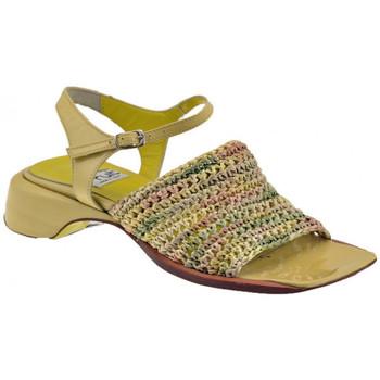 Zapatos Mujer Sandalias Now  Beige