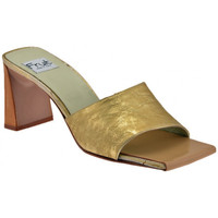Zapatos Mujer Zuecos (Mules) Now  Oro