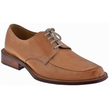 Zapatos Hombre Derbie Nicola Barbato  Gris