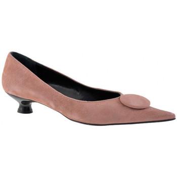 Zapatos Mujer Bailarinas-manoletinas Fascino  Rosa