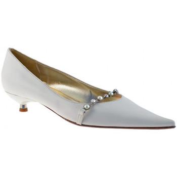 Zapatos Mujer Bailarinas-manoletinas Fascino  Blanco