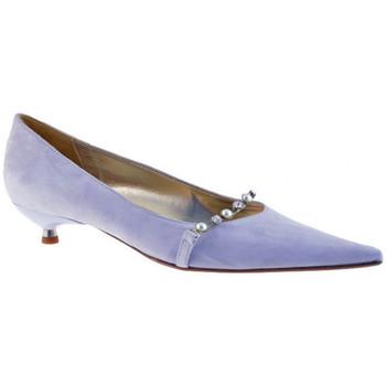 Zapatos Mujer Bailarinas-manoletinas Fascino  Violeta