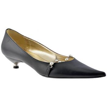 Zapatos Mujer Bailarinas-manoletinas Fascino  Negro