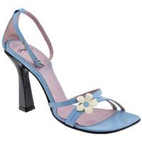 Zapatos Mujer Sandalias Josephine  Azul