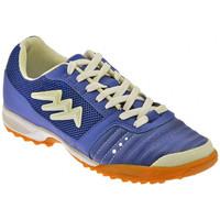 Zapatos Hombre Fútbol Agla  Azul