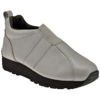 Zapatos Mujer Zapatillas bajas Superga  Plata