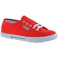 Zapatos Mujer Zapatillas bajas Superga  Rojo