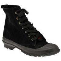 Zapatos Hombre Zapatillas altas Superga  Negro