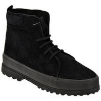 Zapatos Niño Botas de nieve Superga  Negro