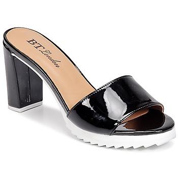 Zapatos Mujer Sandalias Betty London EJORDY Negro