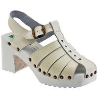 Zapatos Mujer Sandalias Magica Estate  Blanco