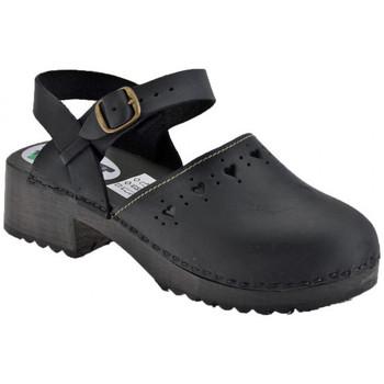 Zapatos Mujer Sandalias Magica Estate  Negro