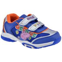 Zapatos Niños Zapatillas bajas Peppa Pig  Azul