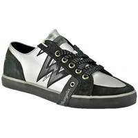Zapatos Mujer Zapatillas bajas Wrangler  Plata
