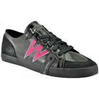 Zapatos Mujer Zapatillas bajas Wrangler  Negro