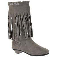 Zapatos Niños Botas urbanas Lelli Kelly  Gris