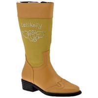 Zapatos Niños Botas urbanas Lelli Kelly  Beige