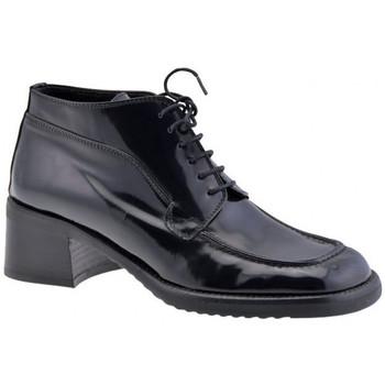 Zapatos Mujer Richelieu Dockmasters  Negro