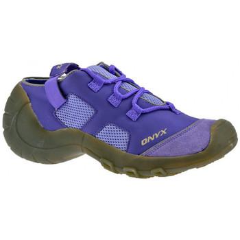 Zapatos Mujer Zapatillas bajas Onyx  Violeta
