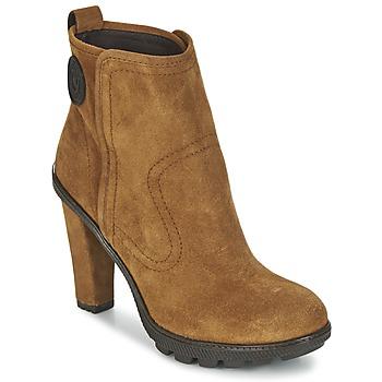 Zapatos Mujer Botines Pataugas FANNY/F Marrón