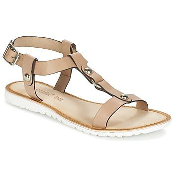 Zapatos Mujer Sandalias Balsamik MONDI Beige