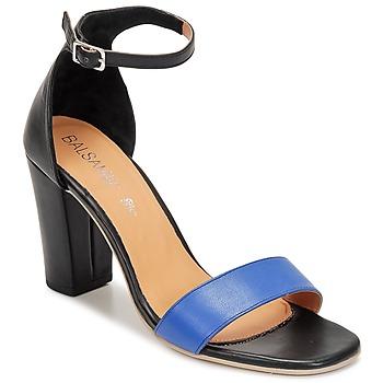 Zapatos Mujer Sandalias Balsamik FORTA Negro / Azul