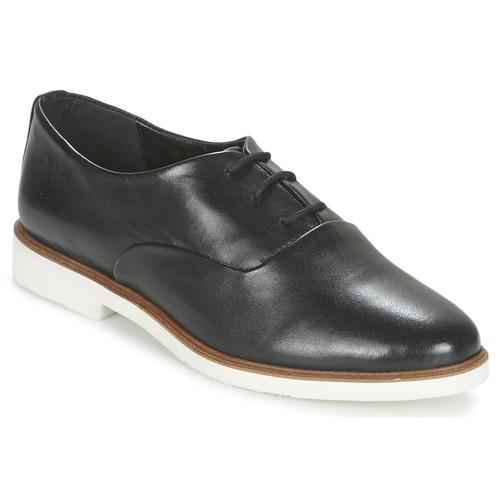 Zapatos Mujer Derbie Balsamik LARGO Negro