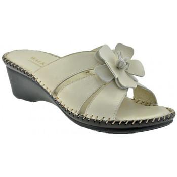 Zapatos Mujer Zuecos (Mules) Susimoda  Beige