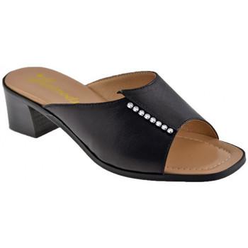 Zapatos Mujer Zuecos (Mules) Susimoda  Negro