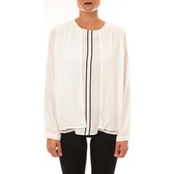 textil Mujer Tops / Blusas La Vitrine De La Mode By La Vitrine Blouse H12 écru Beige