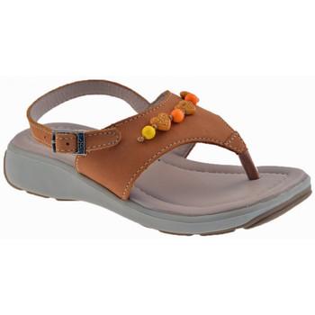 Zapatos Niños Chanclas Kidy  Beige