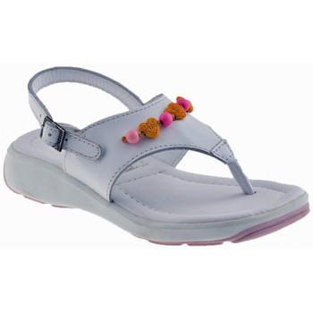 Zapatos Niños Chanclas Kidy  Blanco
