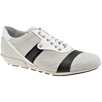 Zapatos Hombre Zapatillas bajas OXS  Blanco