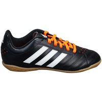 Zapatos Niños Multideporte adidas Originals Goletto V IN J Negro