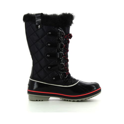 Zapatos Mujer Botas de nieve Sorel Tofino Black