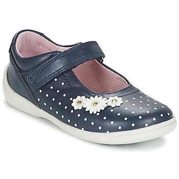 Zapatos Niña Bailarinas-manoletinas Start Rite DAISY Azul