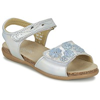 Zapatos Niña Sandalias Start Rite SUMMERS DAY Plateado