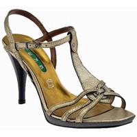 Zapatos Mujer Sandalias Keys  Gris