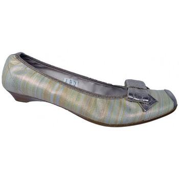 Zapatos Mujer Bailarinas-manoletinas Keys  Oro