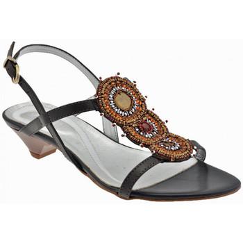 Zapatos Mujer Sandalias Keys  Marrón