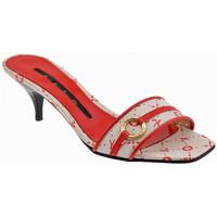 Zapatos Mujer Zuecos (Mules) Keys  Rojo