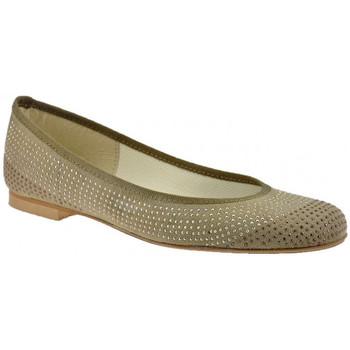 Zapatos Mujer Bailarinas-manoletinas Keys  Beige