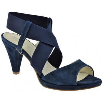 Zapatos Mujer Sandalias Keys  Azul