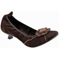 Zapatos Mujer Bailarinas-manoletinas Keys  Marrón